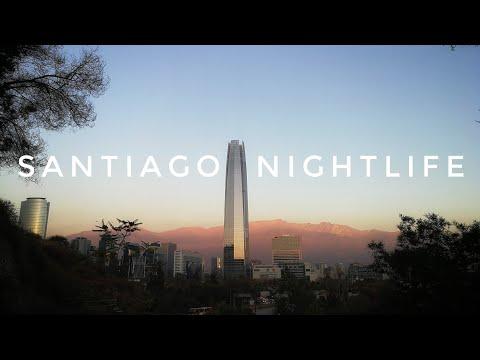 Santiago Nightlife | Chile