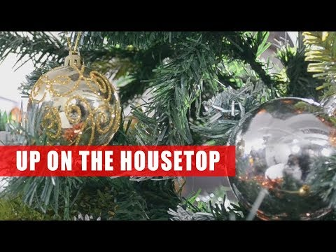 Up on the Housetop || Kolęda po angielsku