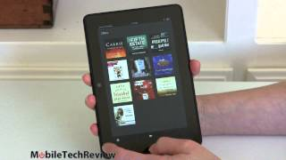 "Amazon Kindle Fire HDX 7"" Tablet review"