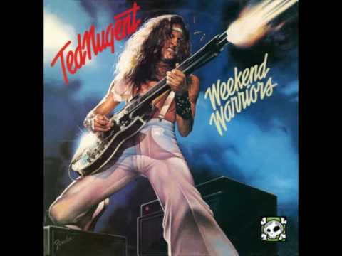 ted nugent. Weekend Warriors wmv