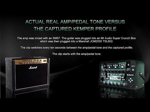 Kemper Profiling Amp | AudioSEX - Professional Audio Forum