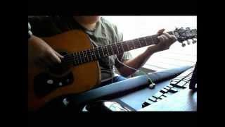 Shuffle! - Kimi wo Omou Melody Guitar Cover