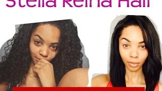 Review: Stella Reina Brazilian Body Wave/Curly