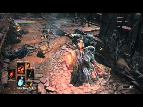 how to get sorceries in dark souls 3