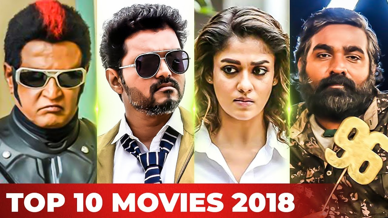 Top 10 Movies Of 2018 Based On Box Office Collection By