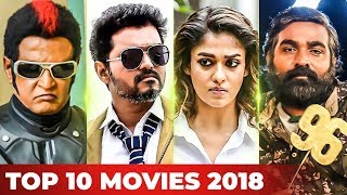 Top 10 Movies of 2018 Based on Box Office Collection by Galatta!