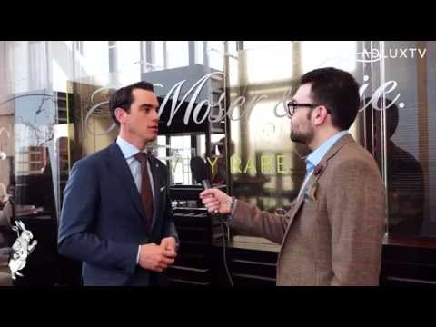 The Basel Dialogues - Interview with H Moser & Cie CEO Edouard Meylan
