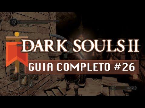Dark Souls II - Guia Completo #26 - Cripta dos Mortos-Vivos