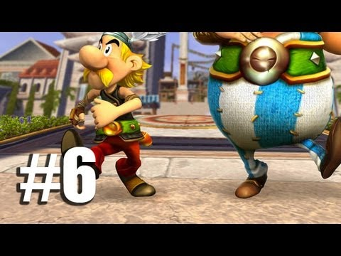 Let's Play PSP - Asterix & Obelix XXL 2 #6 HD |