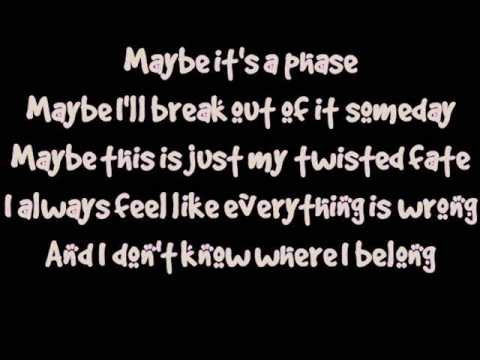 Boys Like Girls - The Only Way That I Know How To Feel (Lyrics)