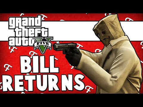 GTA 5: TV Channels, Bill Grylls Returns, Renzzi Civilian, Helicopter Glitch (Online - Comedy Gaming)