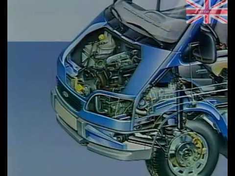 Ford - Transit Mk3 - Promotional Video (1995)