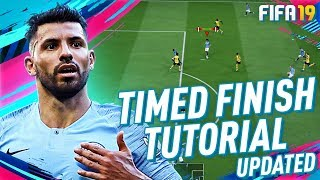 FIFA 19 TIMED FINISHING TUTORIAL - HOW TO SCORE EVERY SHOT
