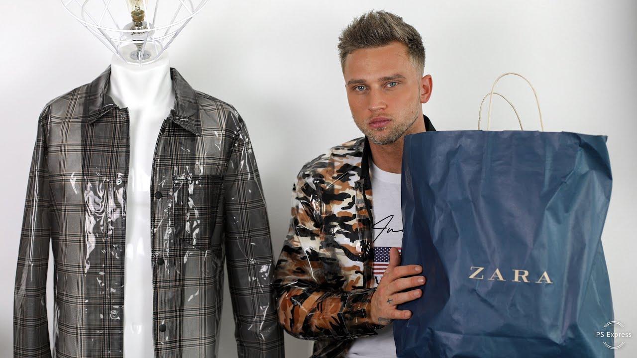 f19db5c4 Zara Try-On Haul SS19 | Men's Fashion 2019 - YouTube
