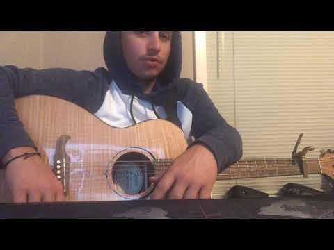 Smokin' And Cryin' - Alex Roe guitar tutorial