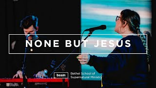 None but Jesus (Acoustic) | David Funk & Hannah Waters