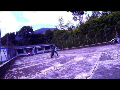 Stunt Cisneros Antioquia Go Pro