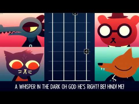 Night In The Woods - Pumpkin Head Guy PERFECT 100%