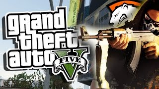 CS GO W GTA V! | GTA 5 PC MODY