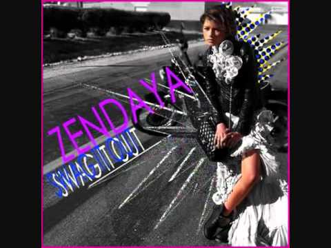 zendaya coleman-swagg it out lyrics