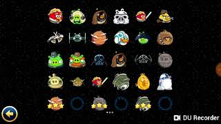 Angry birds star wars (all sounds)