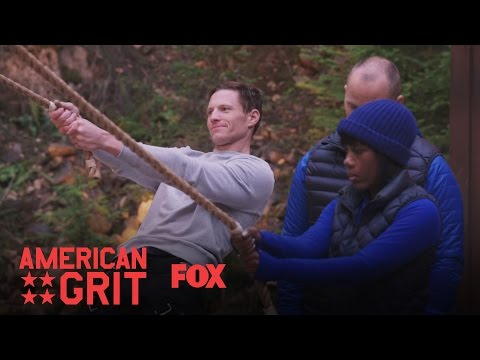 The Team's Endurance Is Tested With A Weighted Rope | Season 1 Ep. 1 | AMERICAN GRIT