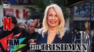 Amanda Nevill, CEO BFI, on bringing The Irishman to the LFF - Premiere Interview