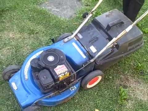 victa lawn mower  stroke youtube