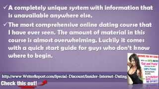 Insider Internet Dating Cut and Paste-Check Out The Insider Internet Dating Review