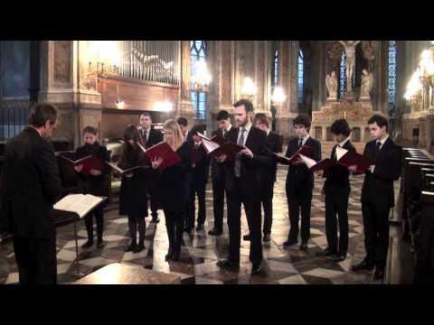 Brahms - Geistliches Lied Op. 30