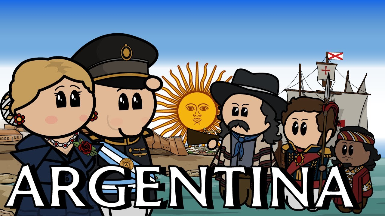 Download The Animated History of Argentina