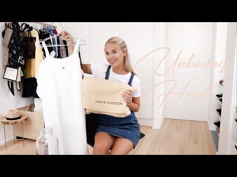 Fashion tips på budget + jeg UNBOXER min nye Louis Vuitton taske