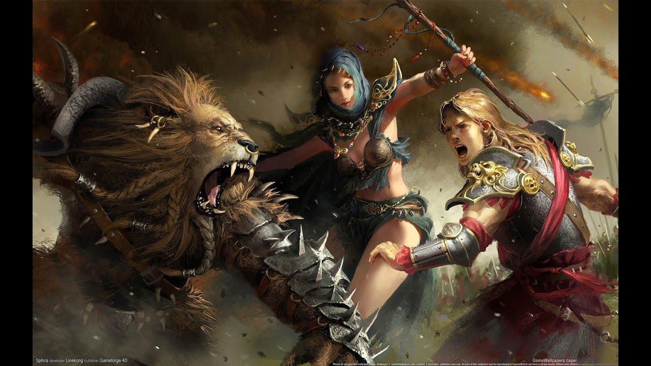 Арт рыцарь девушка