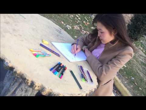 Kazakh girls in Turkey 🇹🇷 🇰🇿