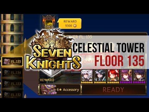 Seven Knights - Celestial Tower Floor 135