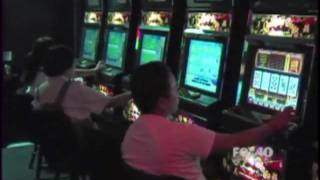 Electronic Bingo Ban  KTXL-FOX40  10pm