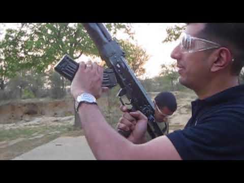 AK-47 (AKMS variant)