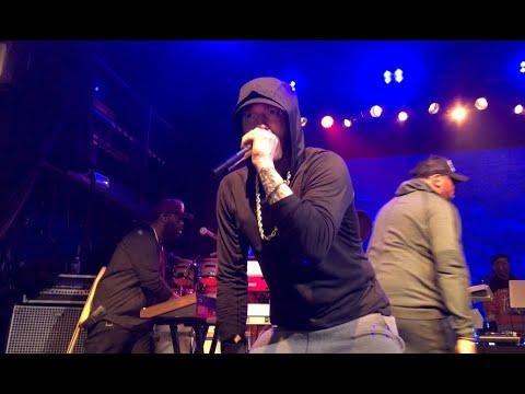 EminemWhite AmericaMosh  in NYC *high quality*