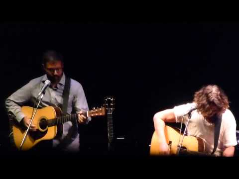 Hunger Strike - Chris Cornell & Bhi Bhiman 2013.11.01 Cadillac Palace Theatre Chicago