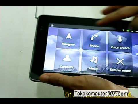 Tablet PC Android Terbaik -TV, Telepon, SMS, Radio, Internet, GPS, Bluetooth Semua Ada!