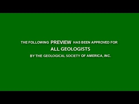 Geology: The Movie - Official Trailer