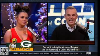 Colin Cowherd Excited Baltimore Ravens (13-2) Defeated Brown 31-15 in week 16 | The Herd