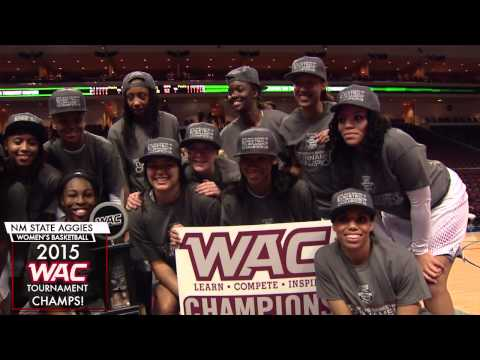 New Mexico State Sports Weekly March 18th, 2015