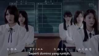 Keyakizaka46 - Eccentric MV Short Ver (Subtitle Indonesia)