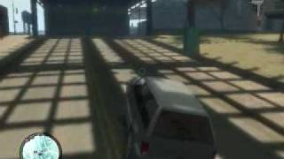 GTA IV 4 Star wanted level Gameplay Thumbnail