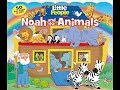 Fisher-Price Little People: Noah and the Animals (Lift-the-Flap) Book
