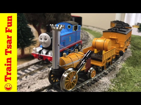 Stephenson's Rocket  | Hornby OO Scale Train Set