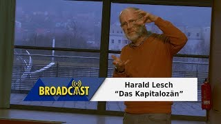Talk | Harald Lesch - The Capitalocene