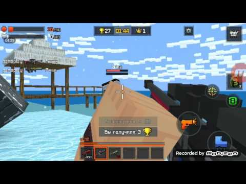 Обзор игры Pixelmon стрелялки онлайниз YouTube · Длительность: 8 мин32 с