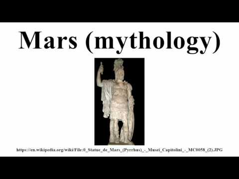 Mars (mythology)